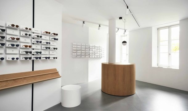 New optician store Ace & Tate in Munich