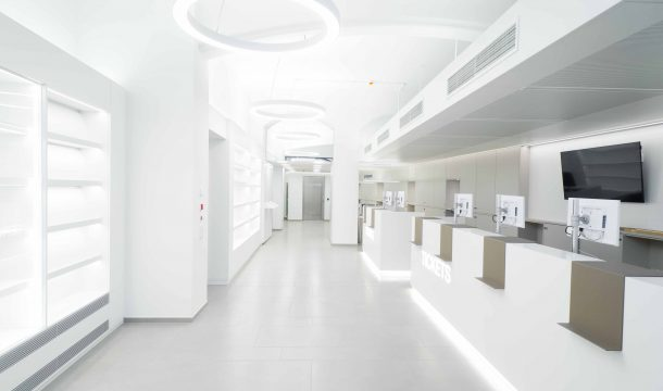 new office building and ticket shop for publisher Badische Zeitung