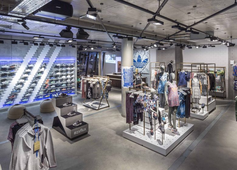 Adidas Originals Store in Berlin