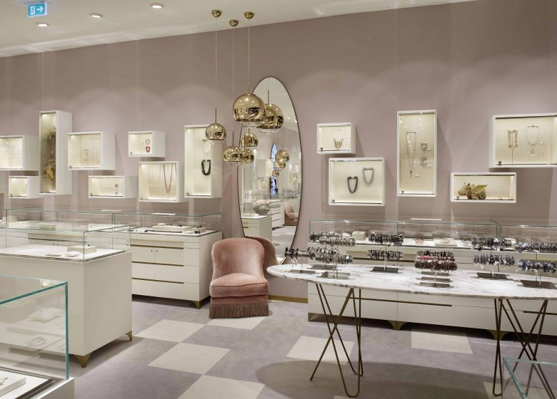 Engelhorn jewlery section