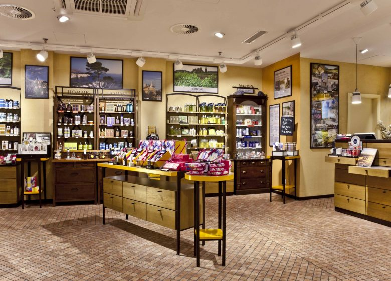 L'Occitane store in Bern