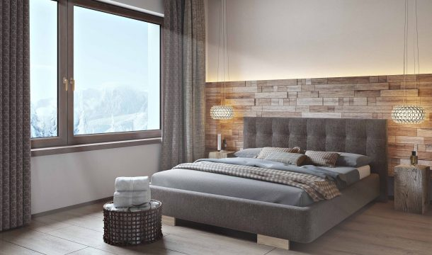 Holiday apartment in Swiss chalet Style Hous Alpenrose in Andermatt