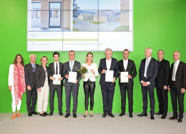 award for aktivhaus serie 700