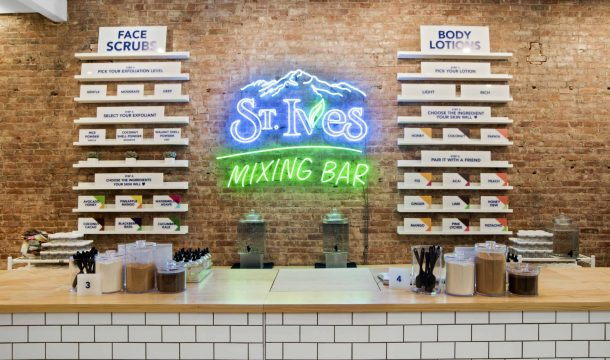 St. Ives - Mixing Bar New York