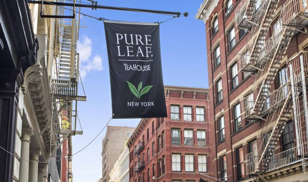 Pure Leaf - realised by Ganter