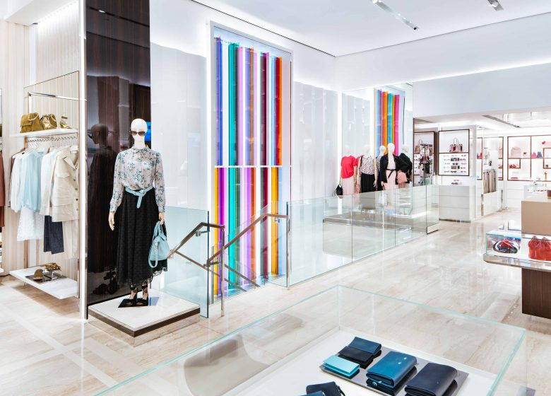 Longchamp Flagship Boutique NYC