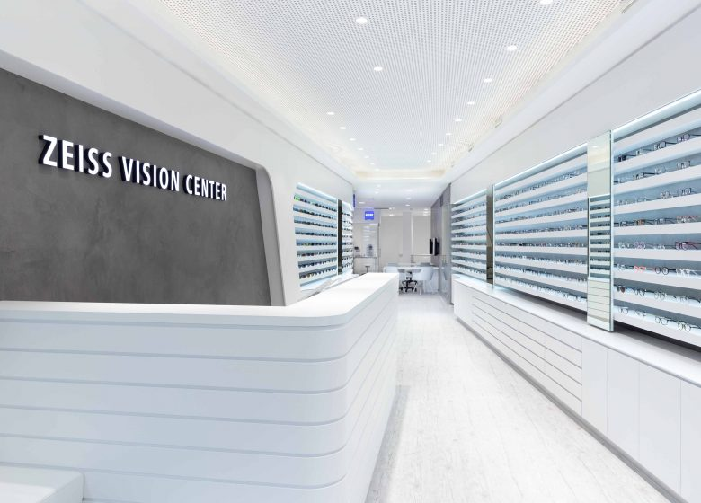 ZEISS Vision Center, Freiburg