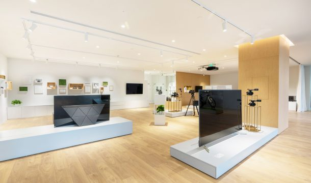 Sony SSV Showroom