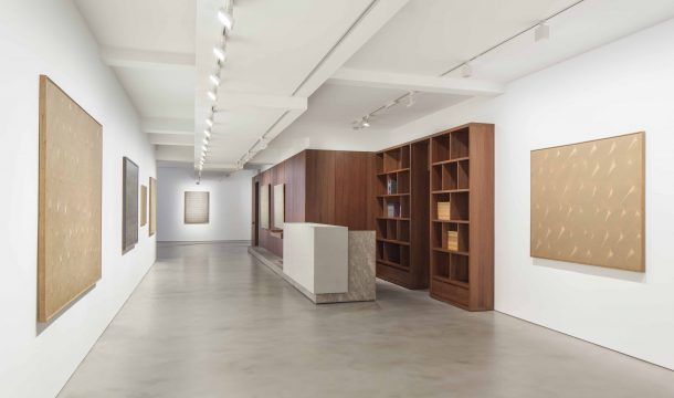 Malinge Gallery in London with contemporary art