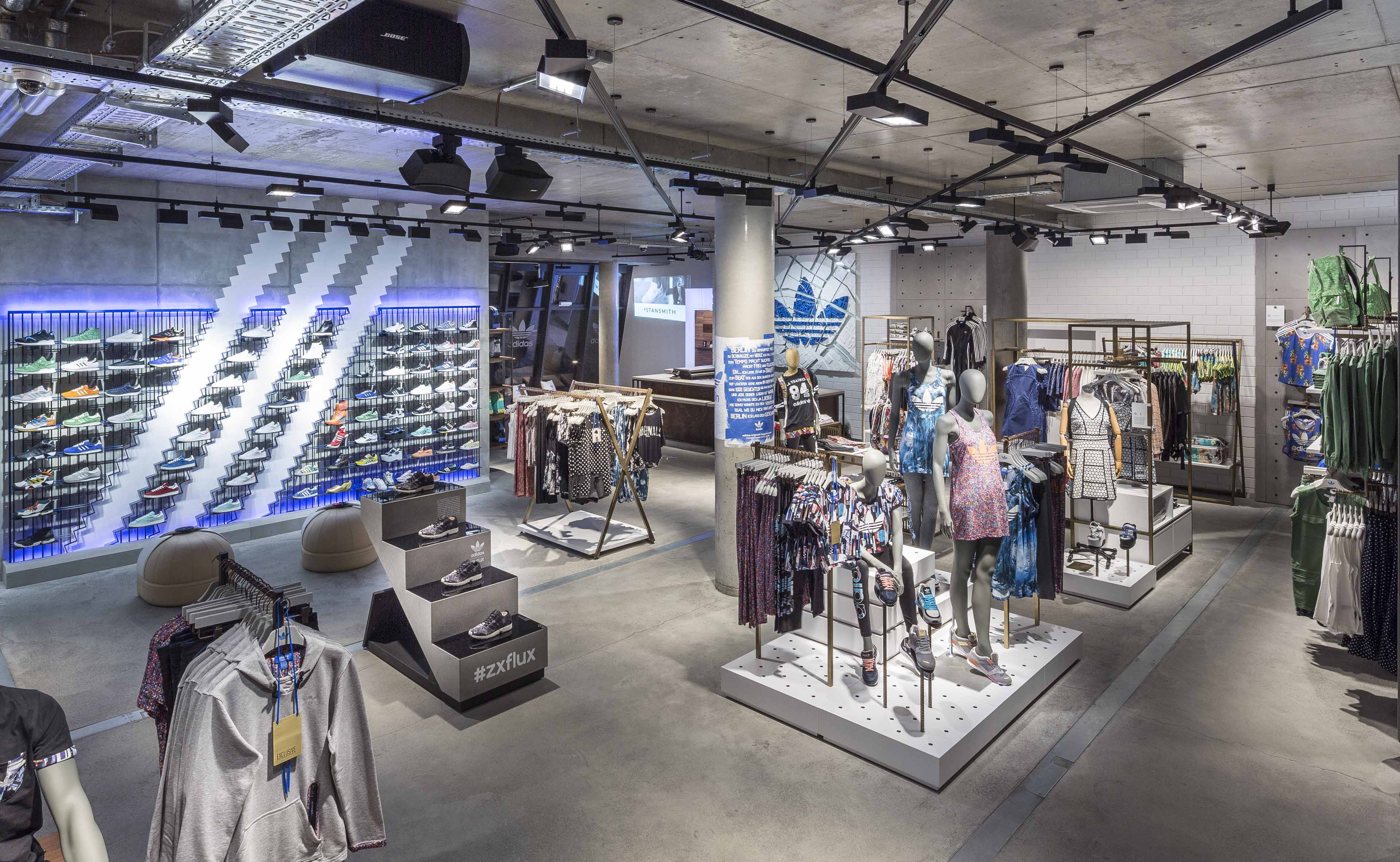 adidas original boutique