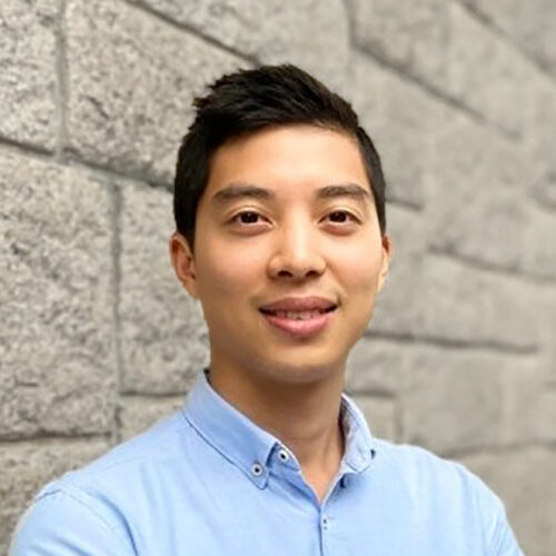 Toby Wong Senior Project Manager